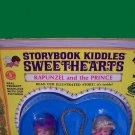 RAPUNZEL carded SWEETHEART & prince LIDDLE doll KIDDLES