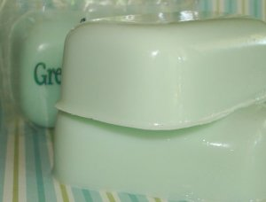 SALE - Green Clover & Aloe - All Natural Goat Milk Soap