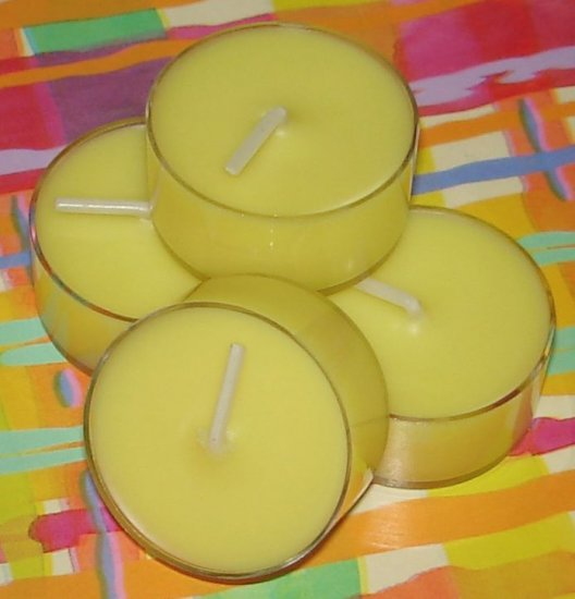 Monkey Farts - Highly Scented Soy Tealight Candles