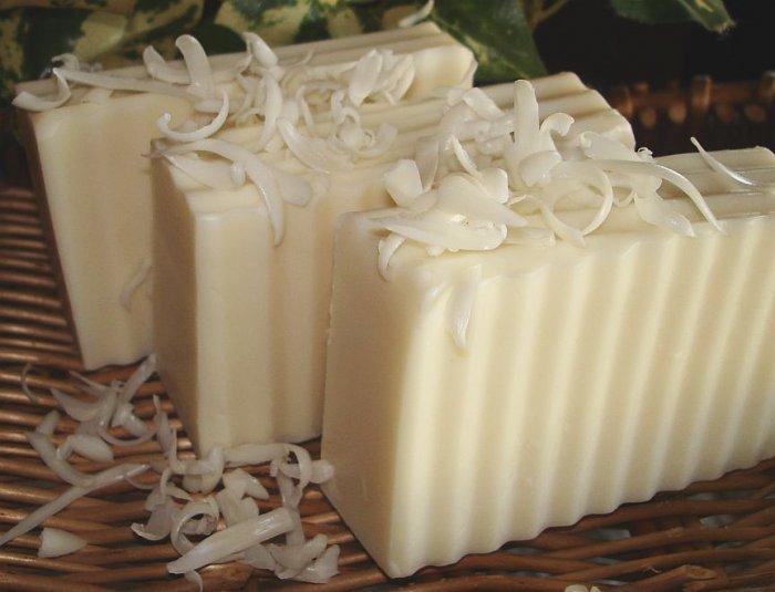 Coconut Blast - All Natural Goat Milk Soap