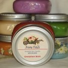8oz Highly Scented Soy Wickless Candle