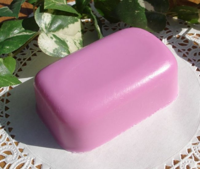 Pomegranate - All Natural Goat Milk Soap