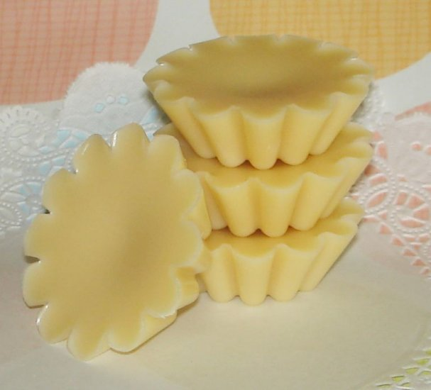 Sugar Cookie - 4 Highly Scented Soy Wax Tarts