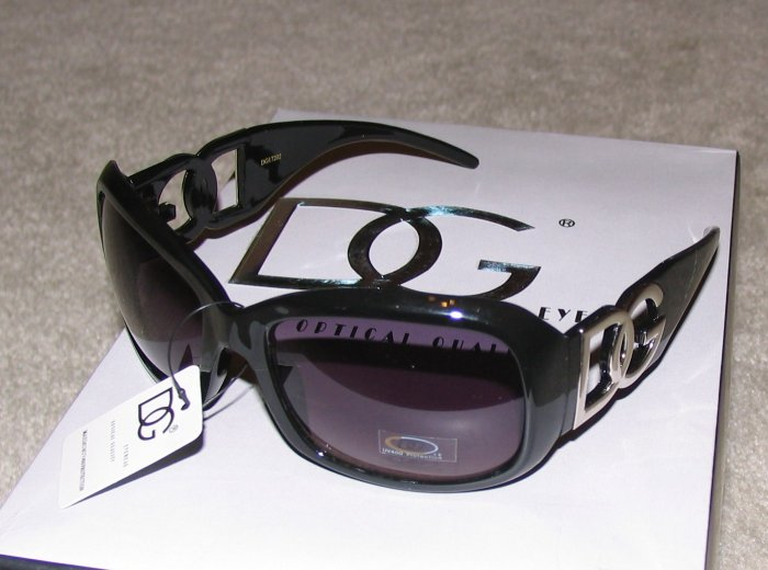 New 2015 DG172 Black Fashion Sunglasses