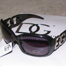 New 2015 DG172 Black Fashion Sunglasses