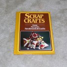 Scrap Crafts: McCalls Needlework & Crafts 1984  Vintage Collectible Book