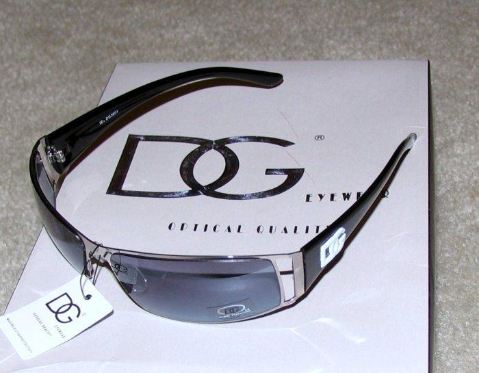 New 2015 DG36 Black, Silver Fashion Sunglasses