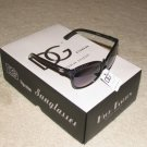 Black with Tiny Silver studs NEW 2014 DG1238 Fashion Sunglasses FREE SHIPPING!