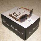 Fashion Sunglasses NEW 2015 DG745 Taupe Ladies FREE SHIPPING!