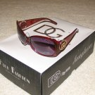 Fashion Sunglasses NEW 2015 DG441 Ladies Brown with Gold FREE SHIPPING!