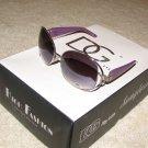 NEW 2015 DG1006 Womens Fashion Sunglasses Purple/Silver Metal  FREE SHIPPING!
