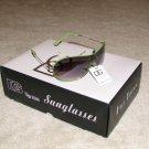 Fashion Sunglasses NEW 2015 DG516 Green Ladies Mens FREE SHIPPING!