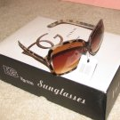 Ladies Womens DG955 NEW 2015 tortoise Shell Fashion Sunglasses FREE SHIPPING!
