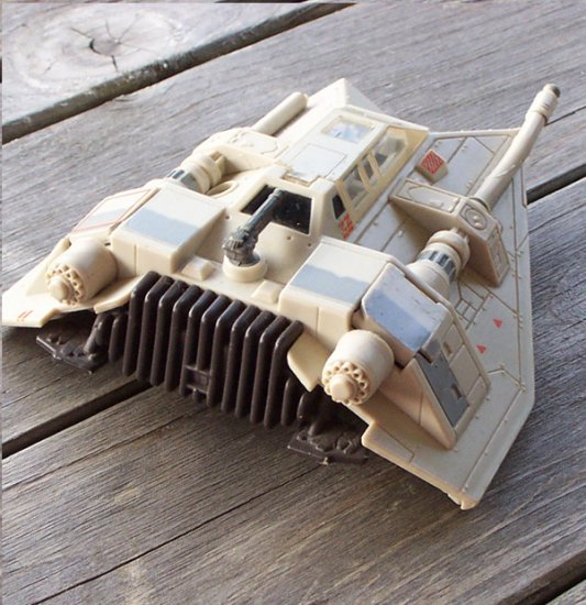 Star Wars Snowspeeder 1995