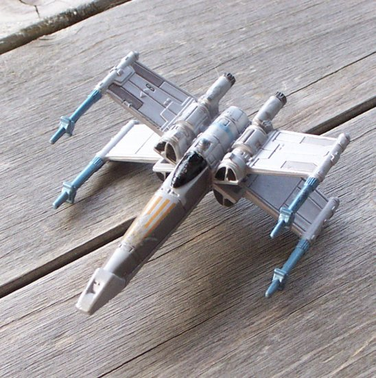 Star Wars Xwing Fighter Ship