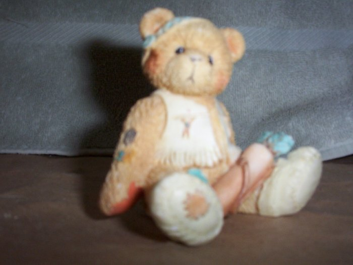 Willie Cherished Teddy by Enseco