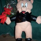 Let Porky Pig Present Your Loved One Some Roses