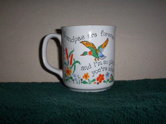Grandpa Mug  Very Early 70s Design