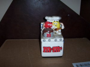 M and M Container  2 Piece Oven