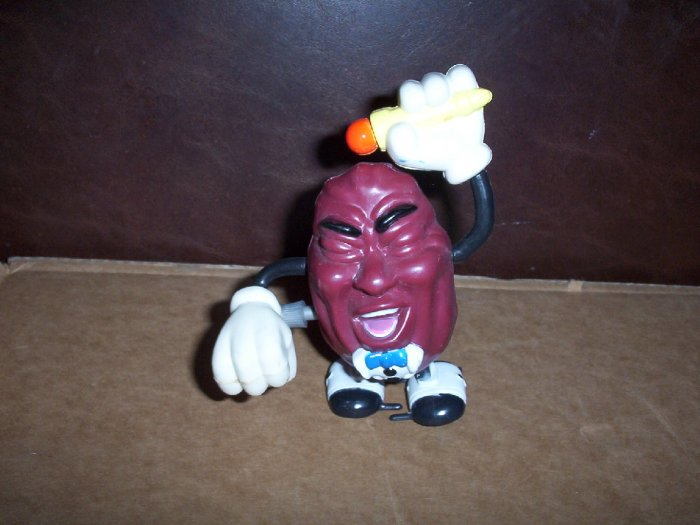 Walking California Raisin