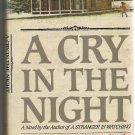 A Cry in the Dark by Mary Higgins Clark with Cover