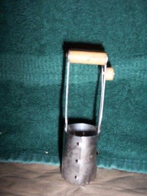 Long Handle Pitter  Vintage