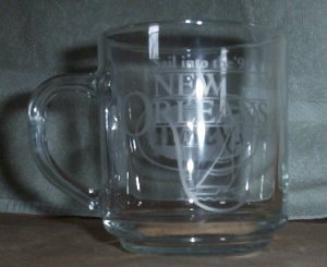 Sail Into the 90s New Orleans and Tyson Mug