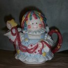 Cute Tea Kettle  Americana Style