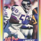Lawrence Tayler  Mint 1990 Score Football Card
