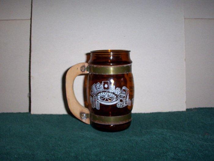 Wood and Glass Reno Mug