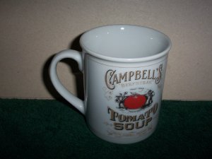 Campbells Tomato Soup Commerative Mug