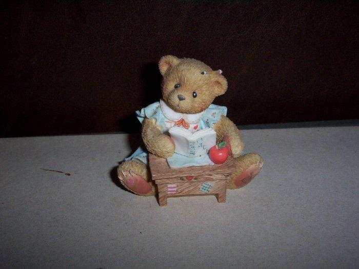 Cherised Teddy Teacher