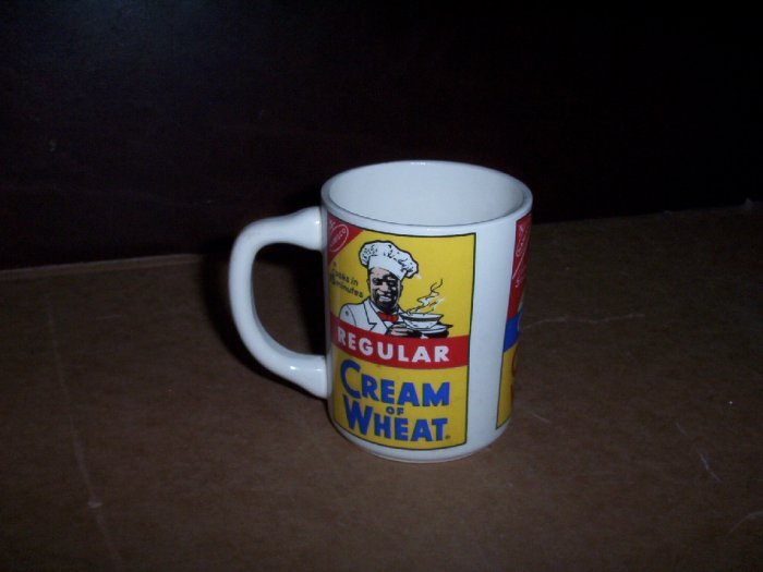 Cream of Wheat Mugs Set of 2