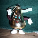 Golden Hersheys Kiss Ornament