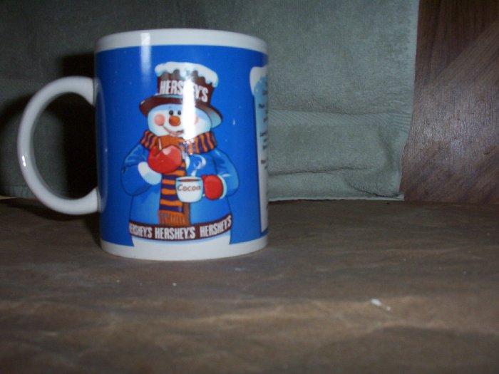 Hersheys Cocoa Mug