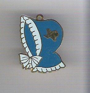 Texas Blue Bonnet Pin
