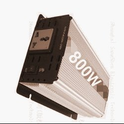 Brand new Mini Car Power Inverter  800W DC to AC Power Inverter PI8012
