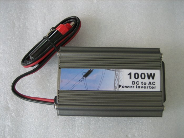 brand new car power inverter 100W DC to AC PI-1012