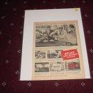 1953 Atlas Battery ad #2