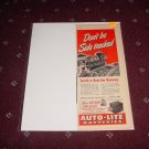1944 Auto-Lite Battery ad #1