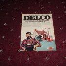 Delco Battery ad #11