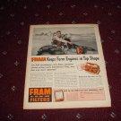 1951 Fram Oil Filter ad #1
