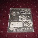 McQuay-Norris Piston Rings ad