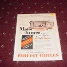 1929 Perfect Circle Piston Rings ad #1