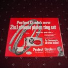 1952 Perfect Circle Piston Rings ad #3
