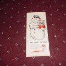 1956 Texaco PT Anti-Freeze ad