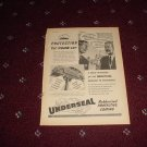 1952 Underseal ad #2 from the UK