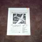 Douglas Super DC-3 Aircraft ad #1