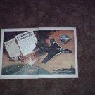 1952 Grumman Cougar Aircraft ad