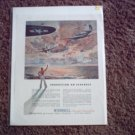 McDonnell Aircraft ad